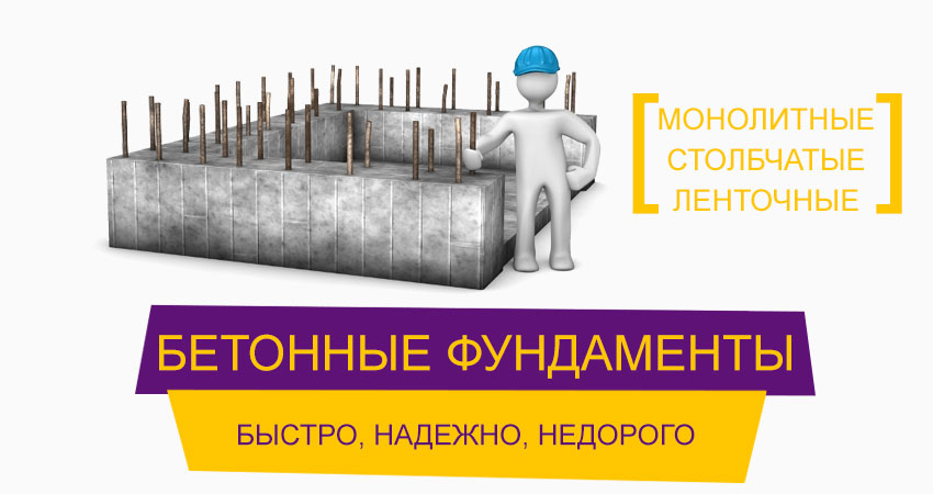 Строительство фундаментов Великий Новгород